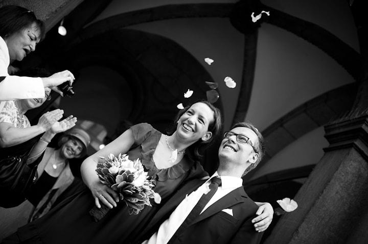 Miriam & Roland | Zwei Trauungen in Köln und ein Shooting in der Tiefgarage