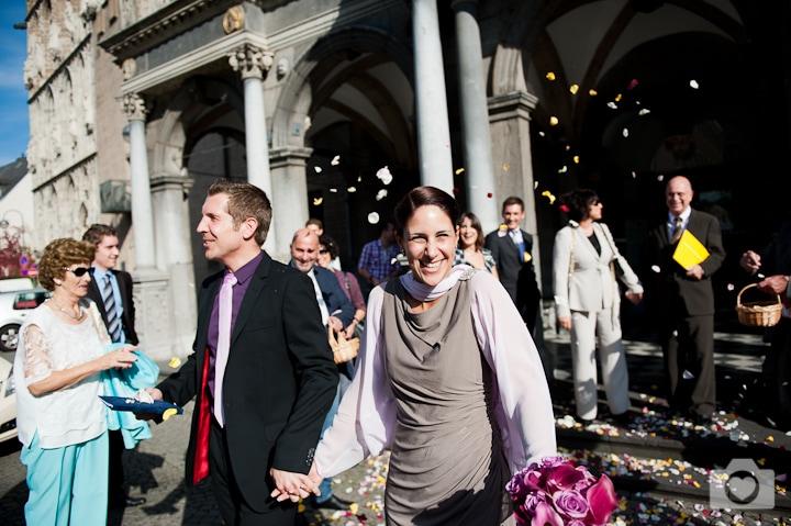 Susanne & Karsten | Standesamtliche Trauung in der Rentkammer