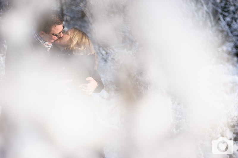 Monika & Daniel   Shooting wegen Regen abgesagt