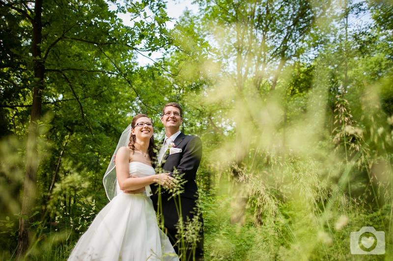 Jasmin & Michael ... oder Bildgestaltung mit Festbrennweiten