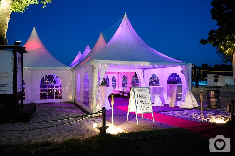 Hochzeit OMS Beach Club