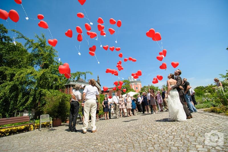 Sarah & Matthias | Wunderschöne Hochzeit in der Orangerie in Wuppertal
