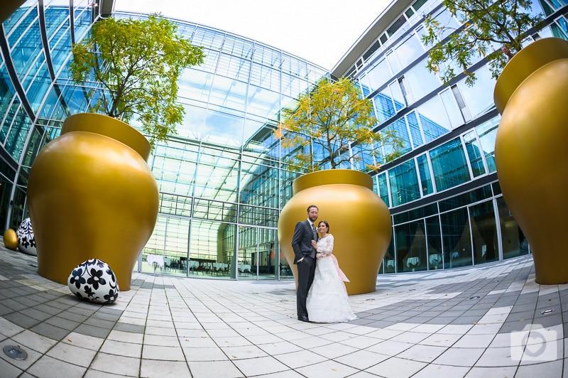 Tanja & Andreas | Hochzeitsfeier im Kameha Grand Hotel Bonn