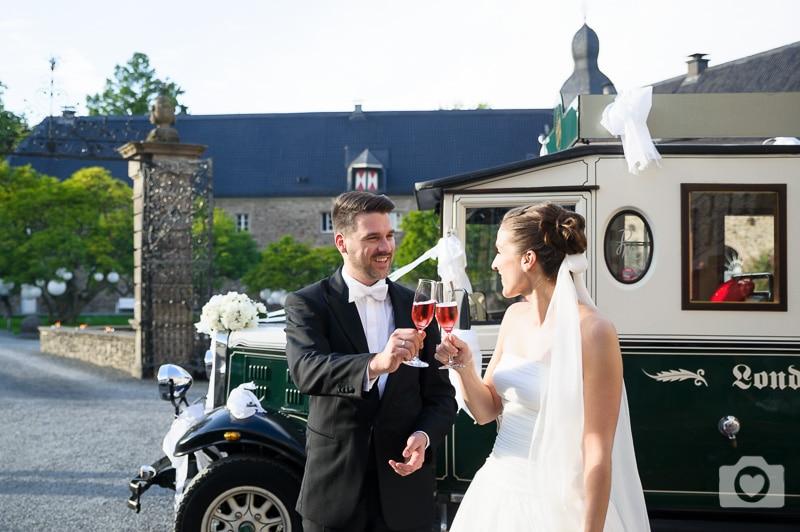 Hochzeit Schloss Ehreshoven