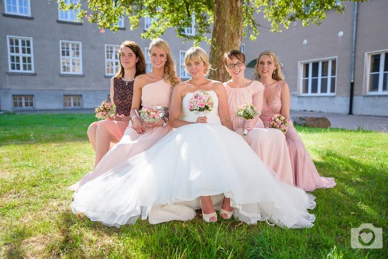 Hochzeit Klosterhof Knechtsteden