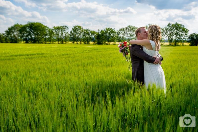 Cordula & Fabian | Freie Trauung und Open Air Hochzeit auf Burg Kleinbüllesheim
