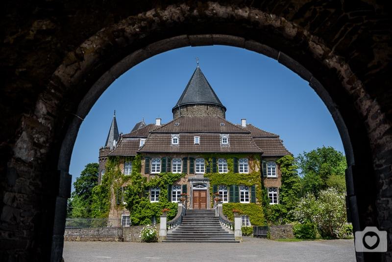 Hochzeit Schloss Linnep