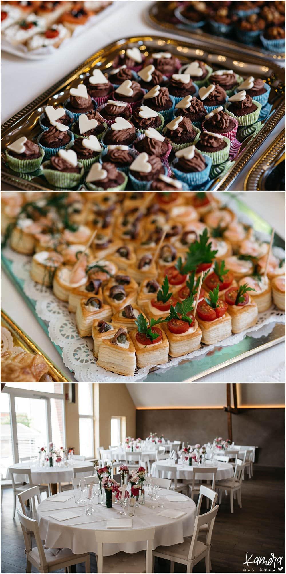 Catering Hochzeit Kornspeicher