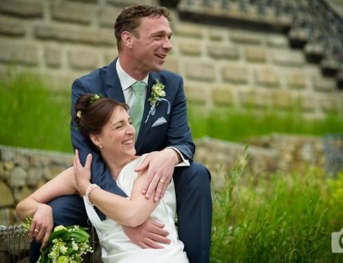 Sandra & Bernhard | Traumhafte Aussichten bei der Trauung auf Schloss Drachenburg