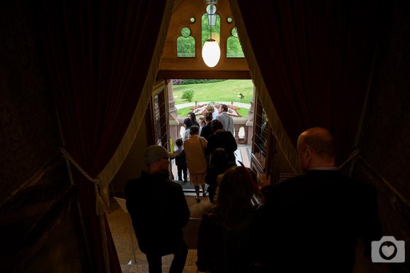 Hochzeit Schloss Drachenburg