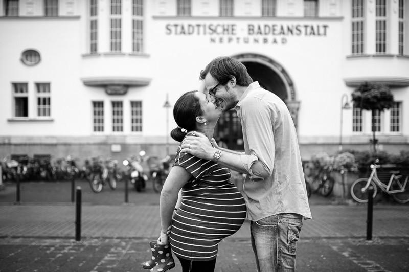 Babybauchshooting Köln