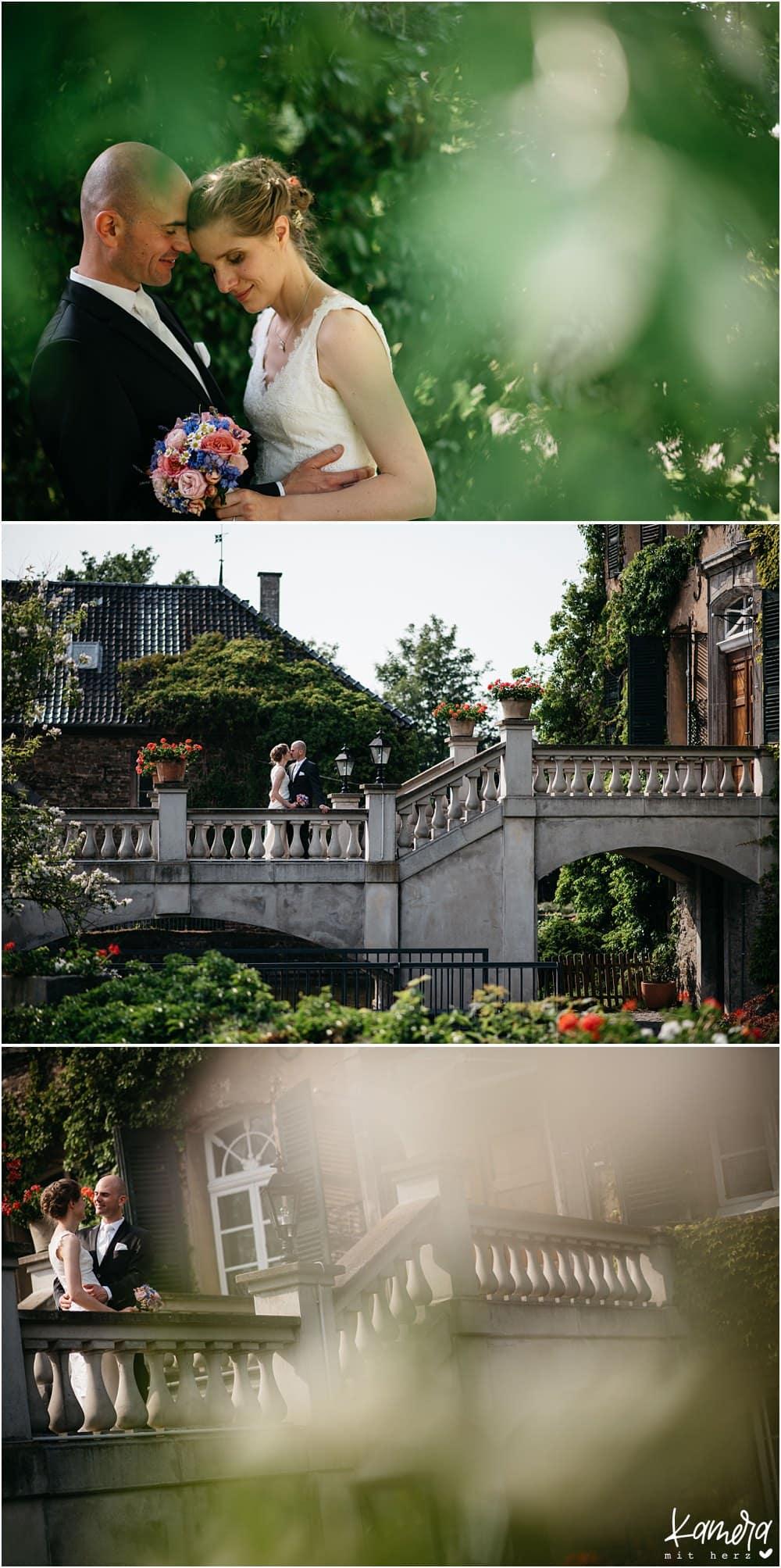 Hochzeitsfotos Schloss Linnep
