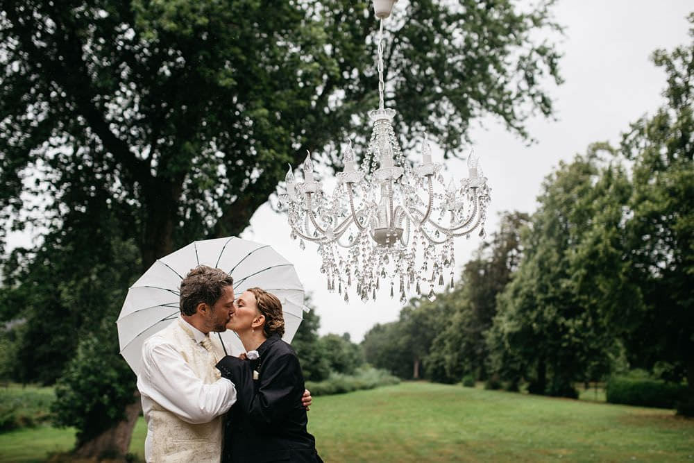 Hochzeit Fotoshooting Schloss Hertefeld