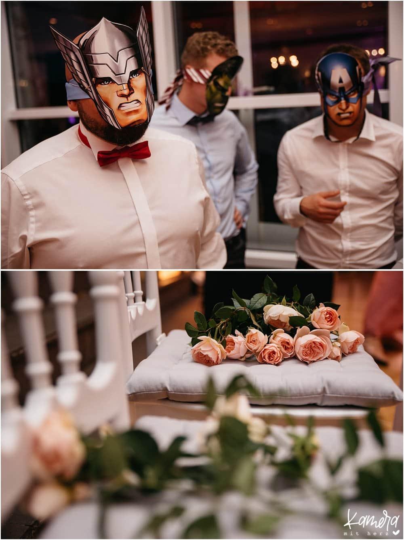 Hochzeitsreportage Landgut Stüttem