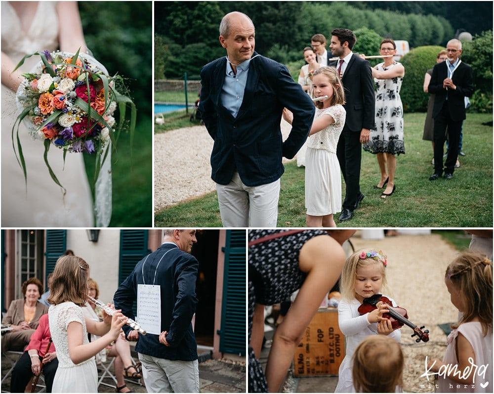 Musikalische Hochzeit