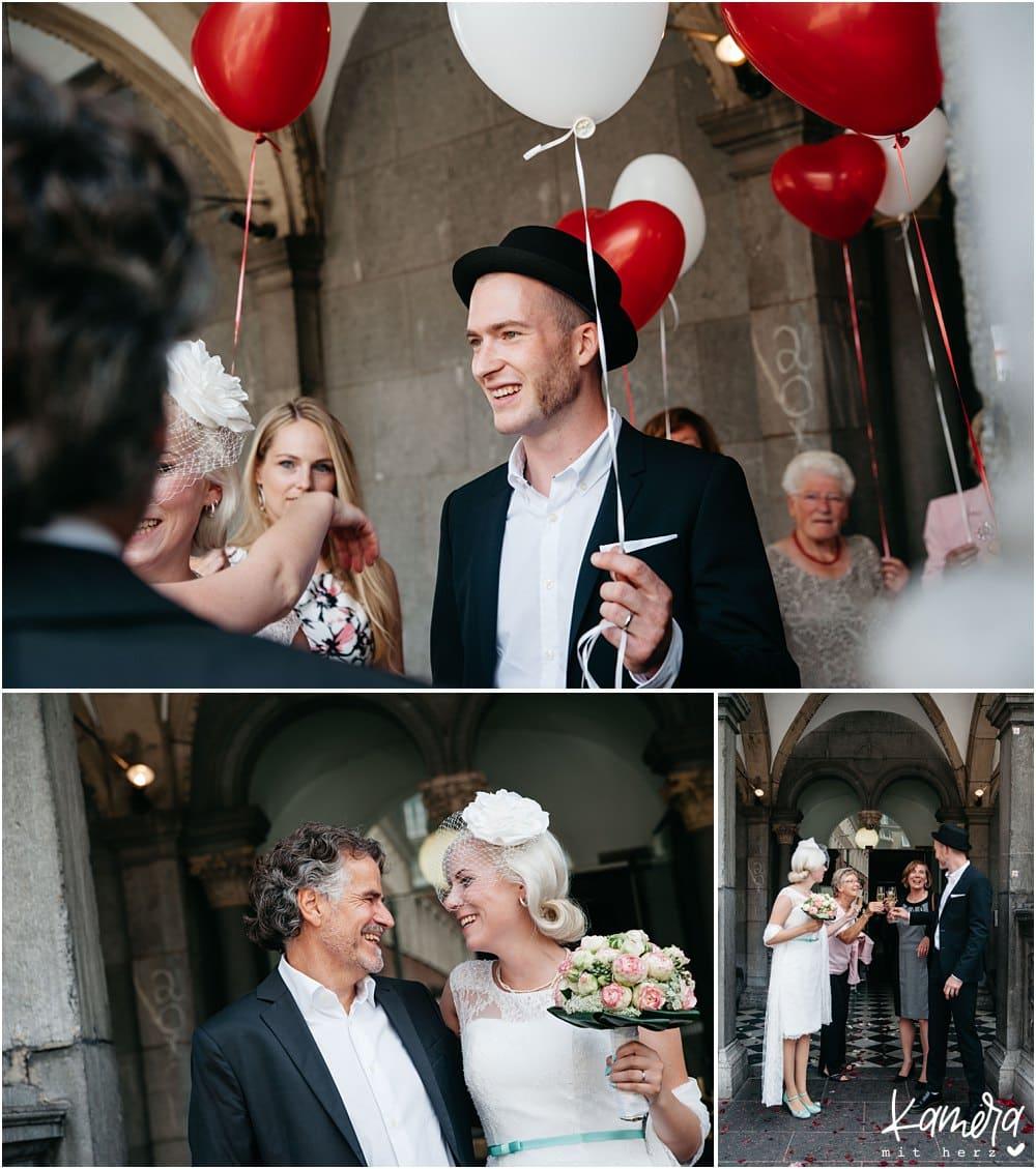 Rathaus Köln Hochzeit