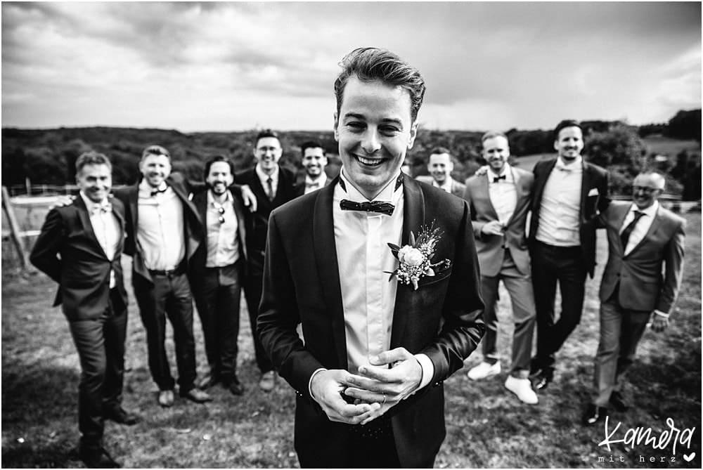 Ideen Gruppenfoto Hochzeit