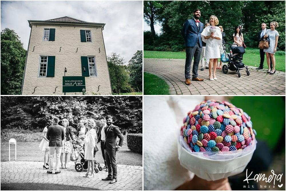 Haus Bey Hochzeit