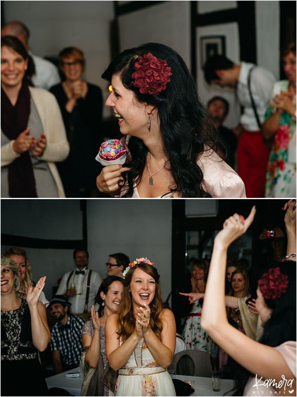Hochzeitsfeier im Kirschhof Viersen