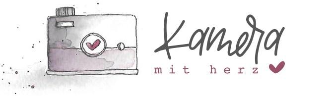 Kamera mit Herz // Hochzeitsfotograf Köln, Bonn & NRW Logo