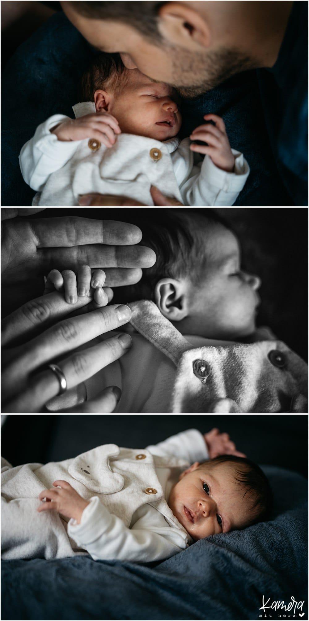 Babyfotos zuhause Köln
