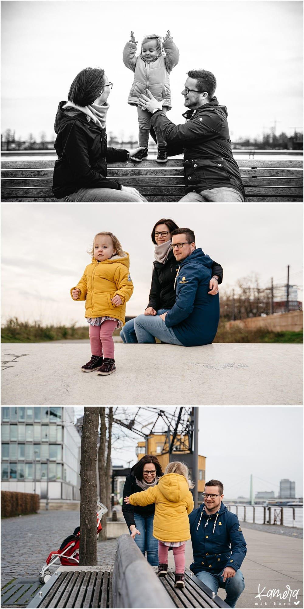 Familienshooting in Köln