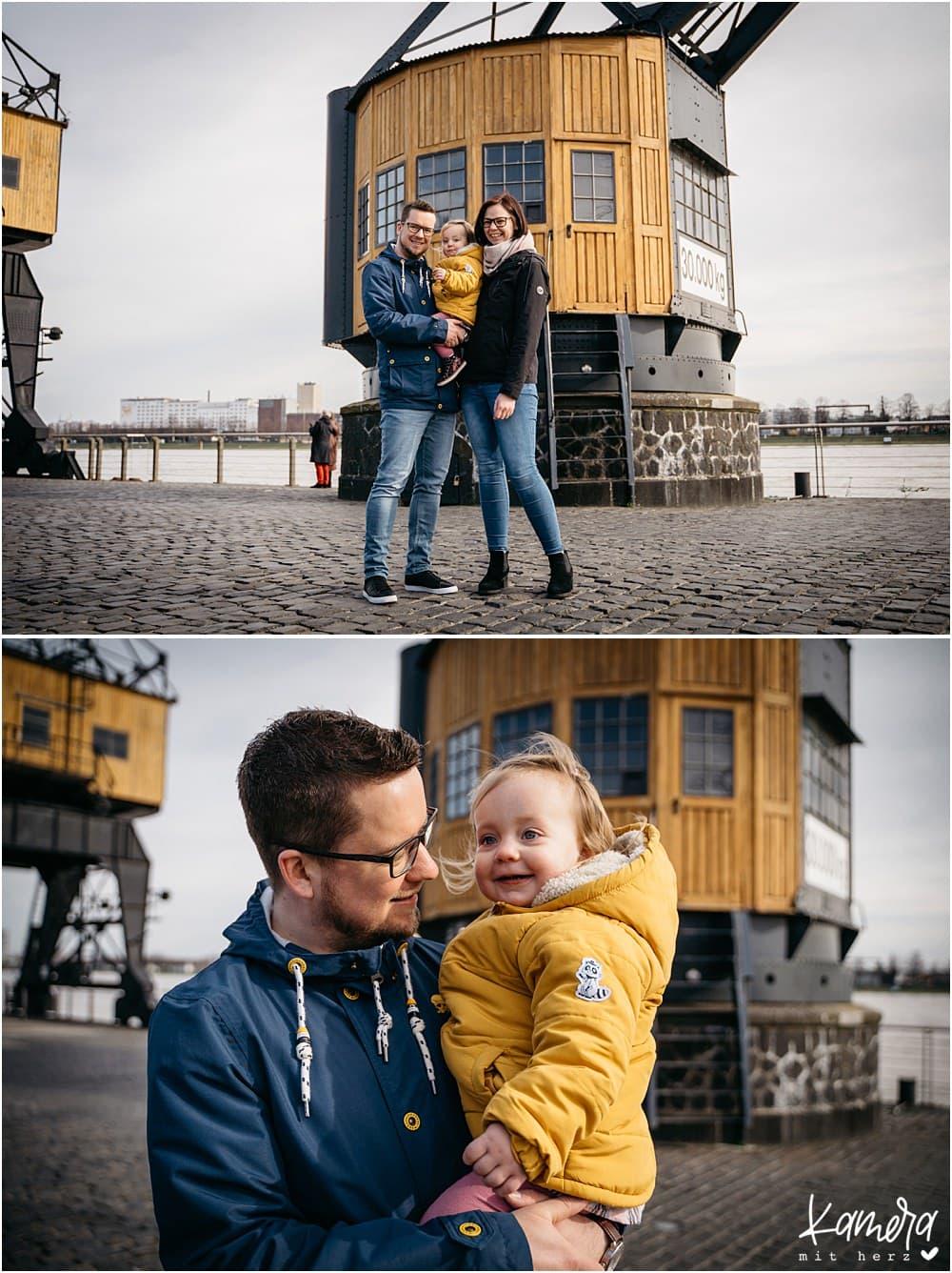 Familienfotos Köln am Rhein