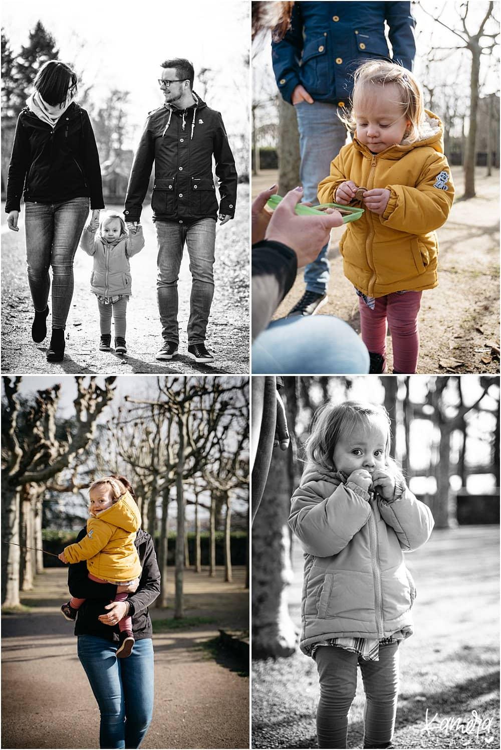 Friedenspark Familienfotos