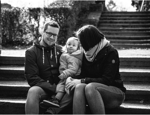 Familienshooting in Köln am Rhein