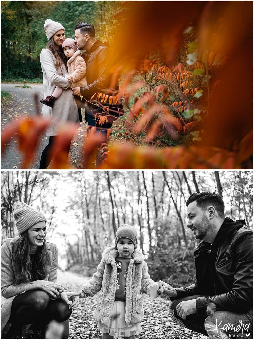Familienshooting im Herbst in Köln
