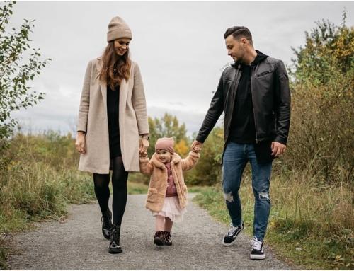 Herbstliches Familienshooting in Köln Porz