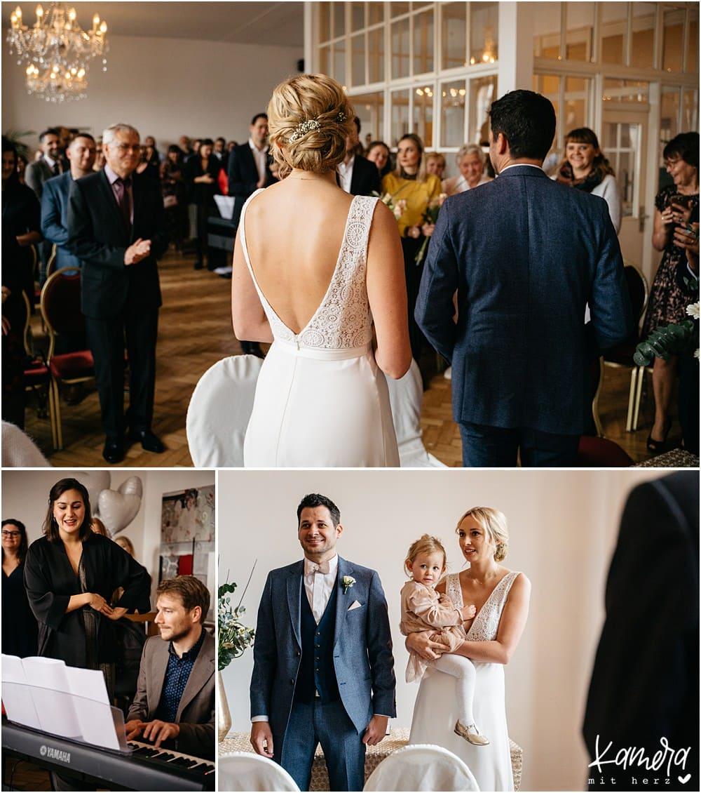 Hochzeit Alte Versteigerungshalle