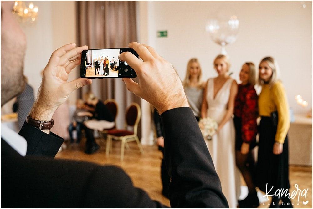 Hochzeitsreportage Alte Versteigerungshalle