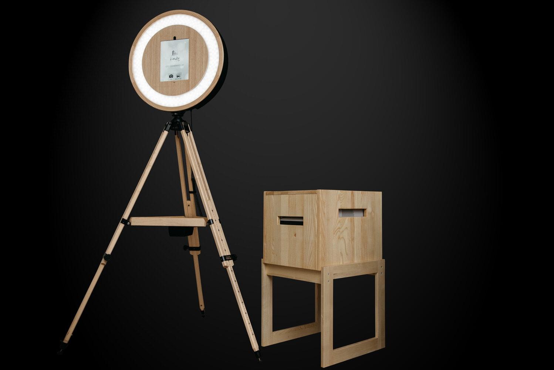 Fotobox mieten in Köln // Unsere Fotobox ist ein echter Hingucker