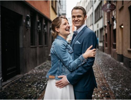 Heiraten trotz Corona im historischen Rathaus Köln