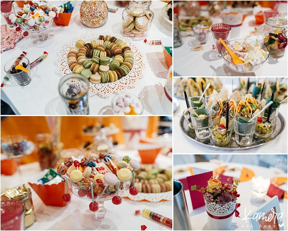 Kirchliche Trauung Kleve und Hochzeitsfeier im Hof Ten Berge - Catering