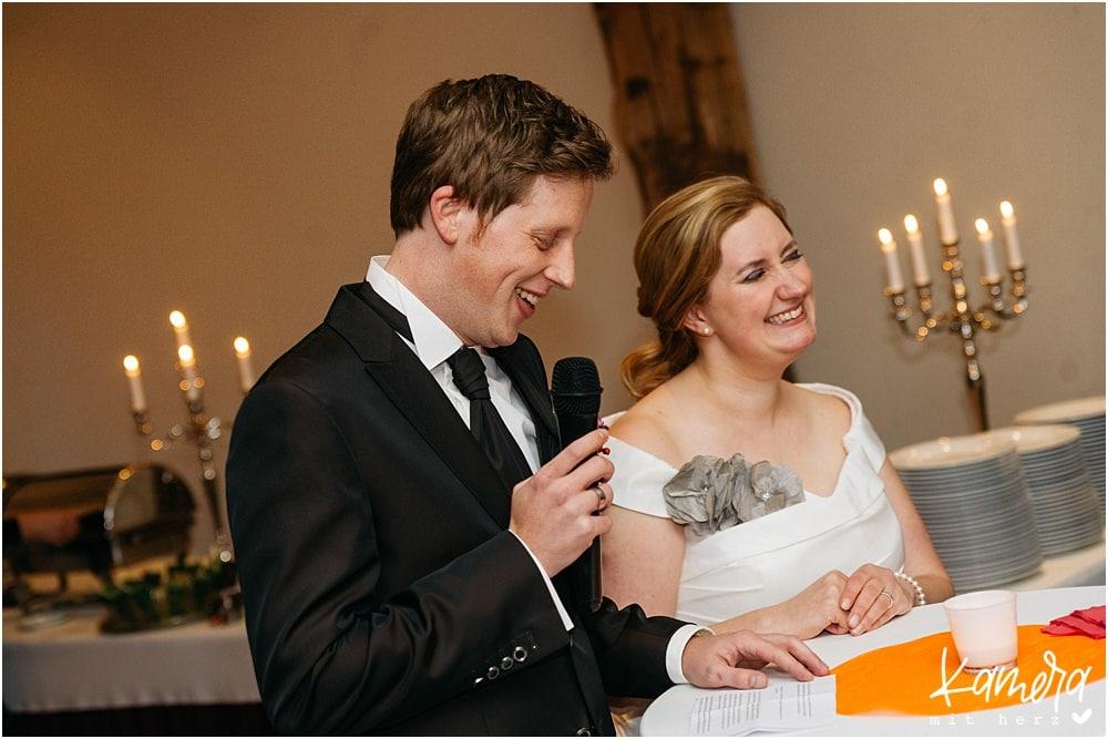 Kirchliche Trauung Kleve und Hochzeitsfeier im Hof Ten Berge - Hochzeitsrede