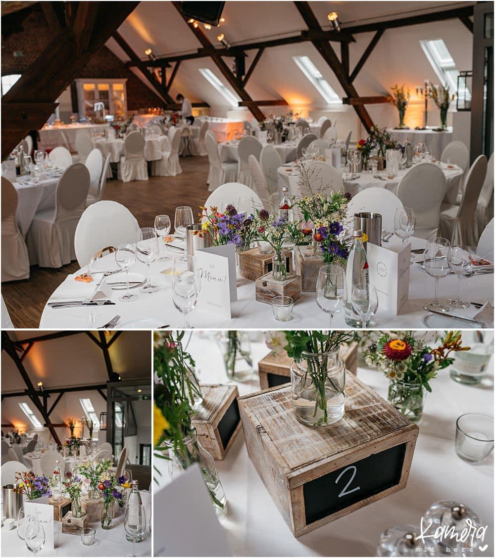 Hochzeit im Kastanienhof in Köln - Marono