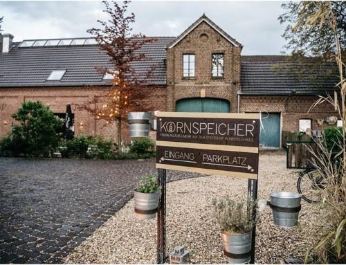 Hochzeitslocation Kornspeicher Krefeld