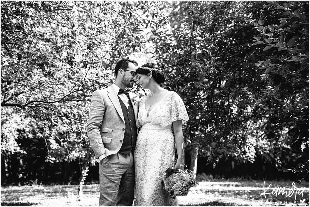 Hochzeitslocation Nüssenberger Hof - Paarshooting