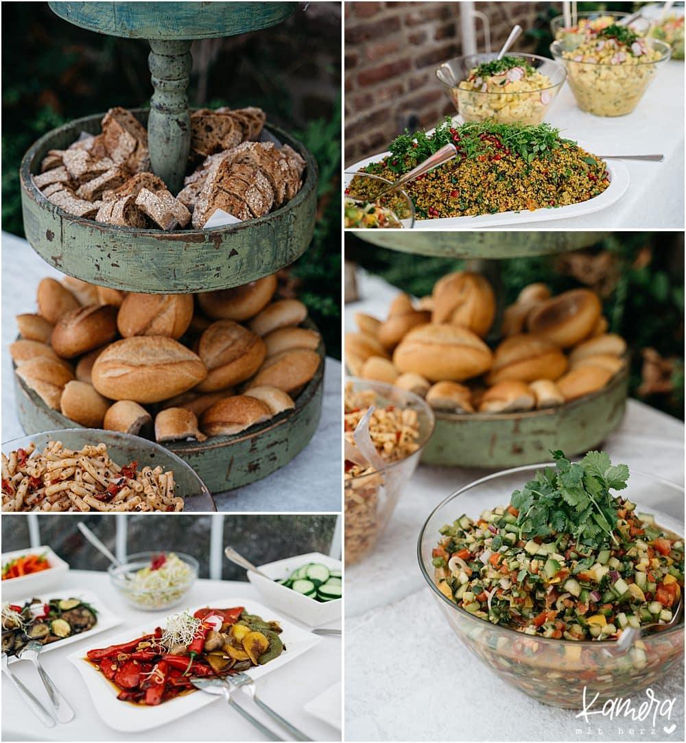 Hochzeitslocation Nüssenberger Hof - Catering