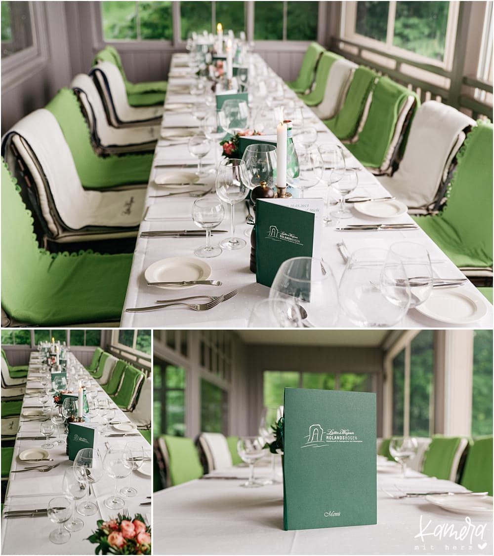 Hochzeitslocation und Standesamt Rolandsbogen in Remagen bei Bonn