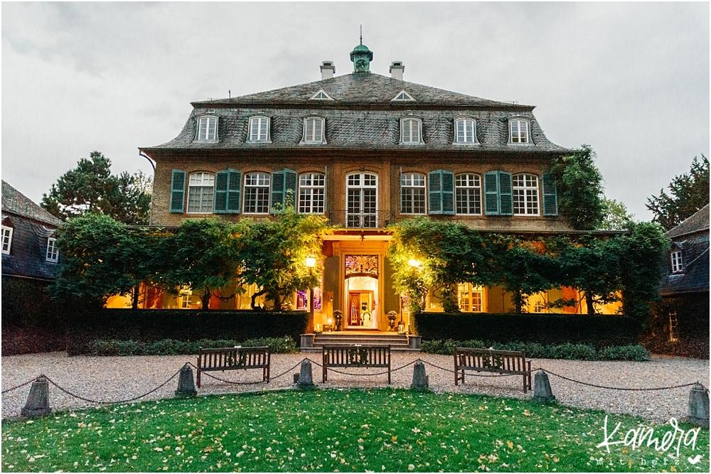 Schloss Eicherhof, eine Hochzeitslocation in Leichlingen bei Solingen NRW