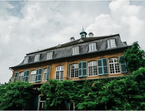 Hochzeitslocation Schloss Eicherhof Leichlingen