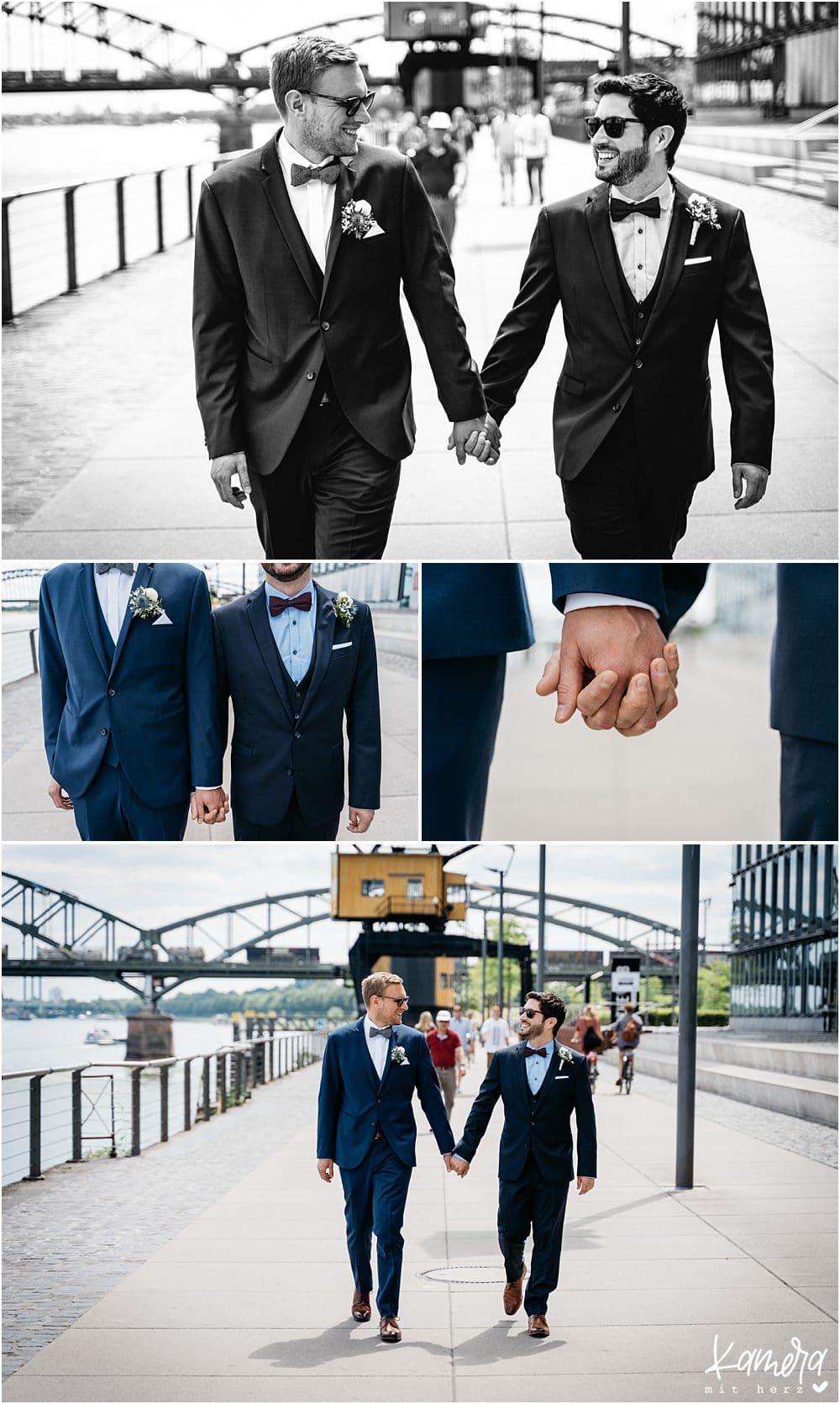 Ehe für alle Paarshooting