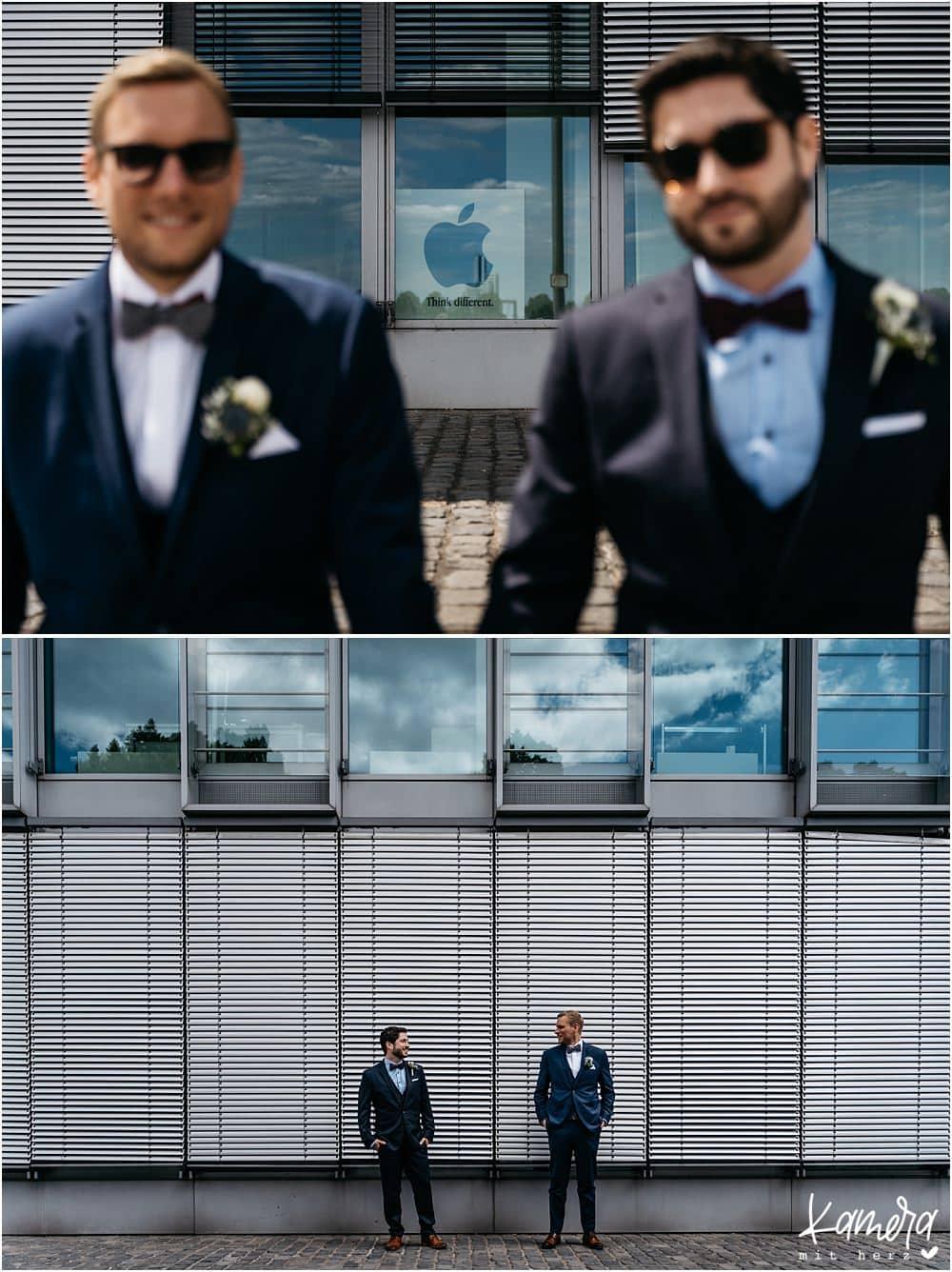 Gleichgeschlechtliche Ehe für alle