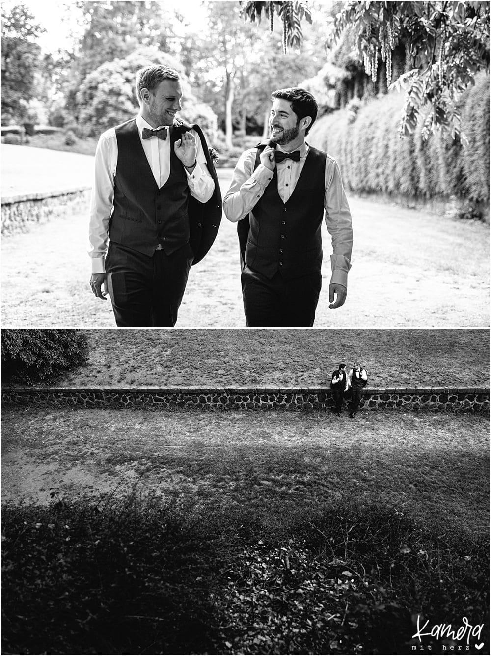 Gleichgeschlechtliche Hochzeit Fotos