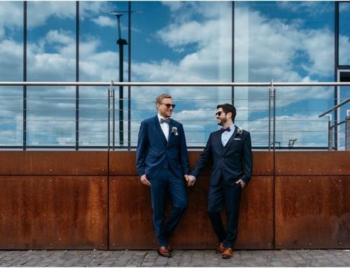 Ehe für alle – Eine Regenbogenhochzeit in Köln