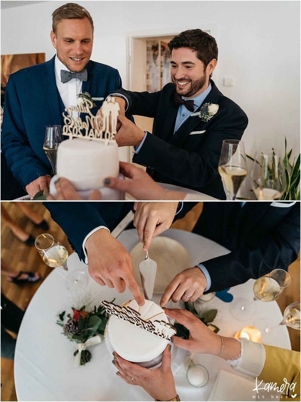 Ehe für alle Torte